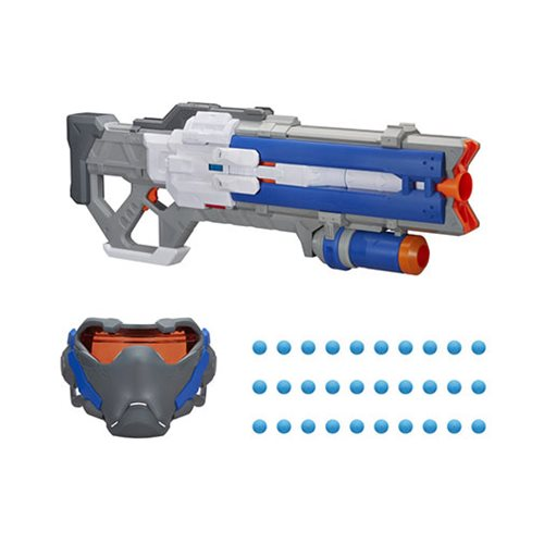 Overwatch Soldier: 76 Nerf Rival Blaster with Mask