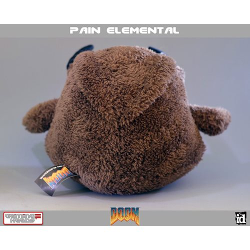 Doom Pain Elemental Plush