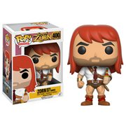Son of Zorn with Hot Sauce Pop! Vinyl Figure