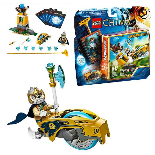 LEGO Legends of Chima 70108 Royal Roost