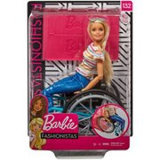 Barbie Fashionistas Doll #132 and Wheelchair Accessory
