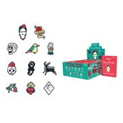 Frida Kahlo Blind Box Enamel Pins Random 5-Pack