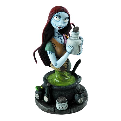 The Nightmare Before Christmas Sally Grand Jester Mini-Bust