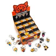 Aggretsuko Key Chain Random 4-Pack