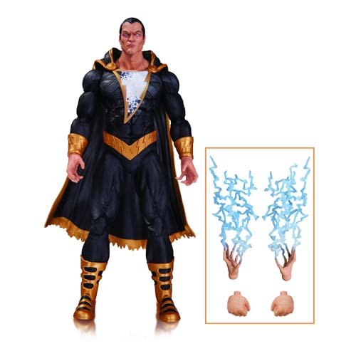 DC Icons Black Adam Action Figure