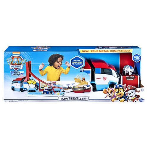 PAW Patrol Launch'N Haul PAW Patroller Vehicle