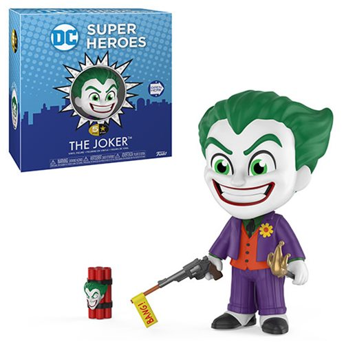 DC Classic The Joker 5 Star Vinyl Figure