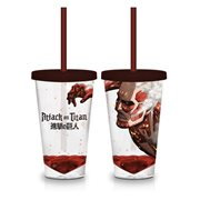 Attack On Titan Colossus Titan Travel Cup