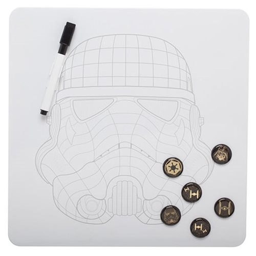 Star Wars Storm Trooper Dry Erase Board