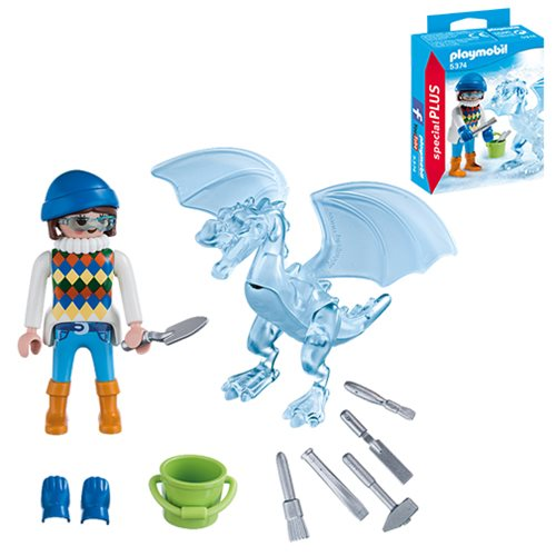 Playmobil 5374 Special Plus Ice Sculptor Action Figure