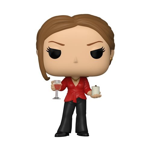 The Office Jan with Wine and Candle Pop! Vinyl Figure