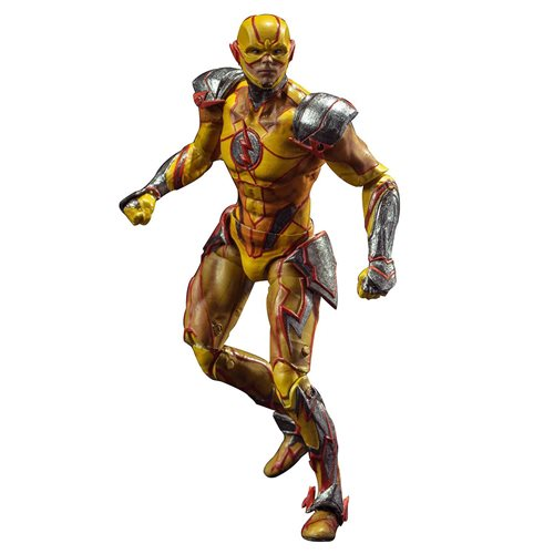 Injustice 2 Reverse Flash 1:18 Scale Action Figure - Previews Exclusive