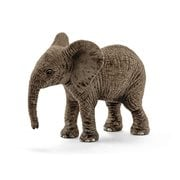 Wild Life African Elephant Calf Collectible Figure