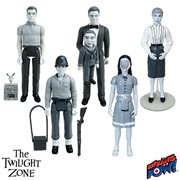 The Twilight Zone 3 3/4-Inch Action Figures Series 4 Case