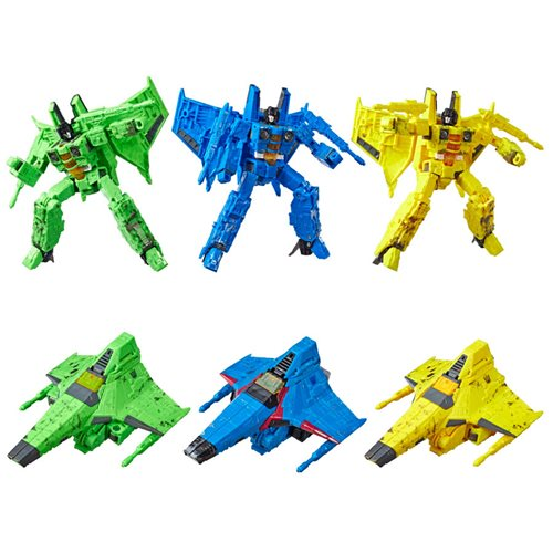 Transformers War for Cybertron Siege Seekers 3-Pack