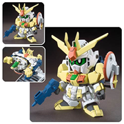 Winning Gundam Super Deformed Build Fighters Model Kit