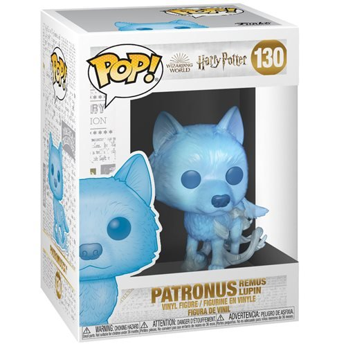 Harry Potter Patronus Lupin Pop! Vinyl Figure