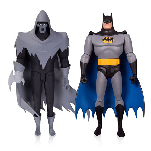 Batman: The Animated Movie Mask of The Phantasm Action Figure 2-Pack