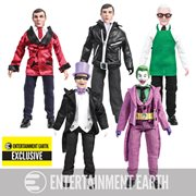 Batman Classic 1966 TV Series 8-Inch Action Figure Set - Entertainment Earth Exclusive