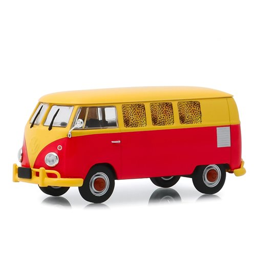 Fast Times at Ridgemont High (1982) - 1967 Volkswagen Station Wagon 1:43 Scale Die-Cast Metal Vehicle