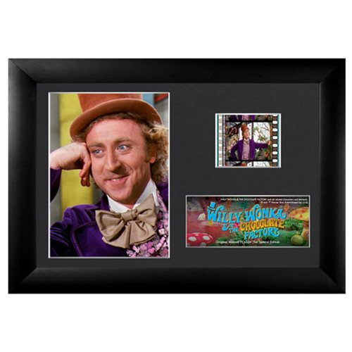 Willy Wonka and the Chocolate Factory Series 4 Mini Film Cell