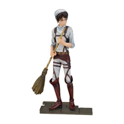 Attack on Titan Eren Jaeger Cleaning Version Statue