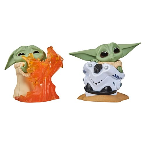 Star Wars The Mandalorian Baby Bounties Wave 2 Case