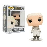 Game of Thrones Daenerys White Coat Pop! Vinyl Figure