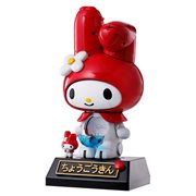 Hello Kitty My Melody Red Chogokin Die-Cast Metal Action Figure