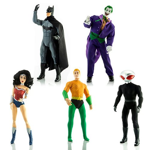 DC Comics Mego 14-Inch Retro Action Figure Case