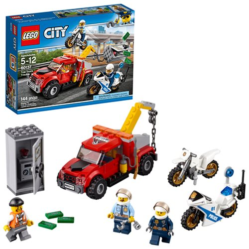 LEGO City Police 60137 Tow Truck Trouble