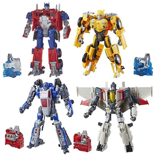 0f2c25111e0 Transformers Bumblebee Movie Energon Igniters Nitro Wave 2 ...