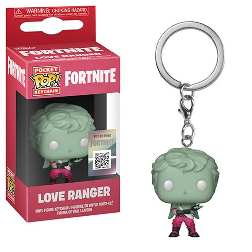 Fortnite Love Ranger Pocket Pop! Key Chain
