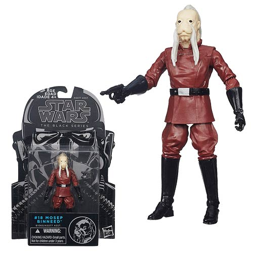 Star Wars The Black Series Mosep Binneed 3 3/4-Inch Action Figure