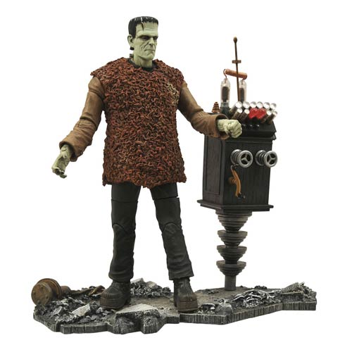 Universal Monsters Son of Frankenstein Diamond Select Action Figure