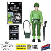 The Twilight Zone A Quality of Mercy Hansen 3 3/4-Inch Action Figure In Color Series 4 - Convention Exclusive