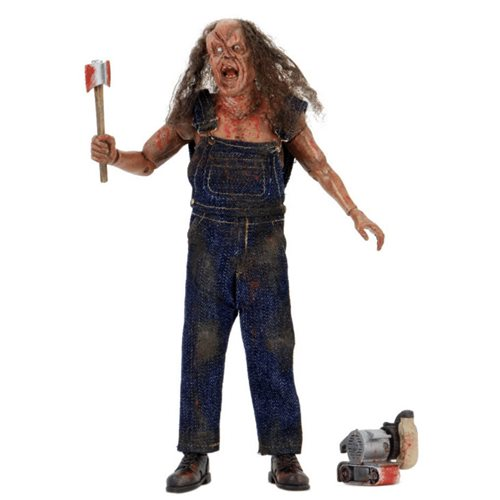 Hatchet Victor Crowley 8-Inch Scale Clothed Action Figure
