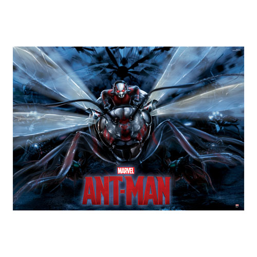 Ant-Man Flying MightyPrint Wall Art Print