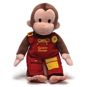 Curious George Teach Me Plush