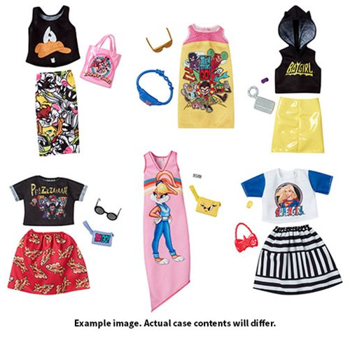 Barbie Licensed Complete Looks Case