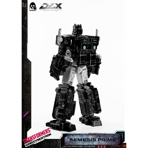 Transformers War for Cybertron Nemesis Prime DLX Action Figure - Previews Exclusive