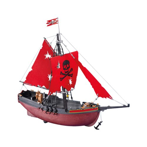 Playmobil 7518 Red Corsair Pirate Ship
