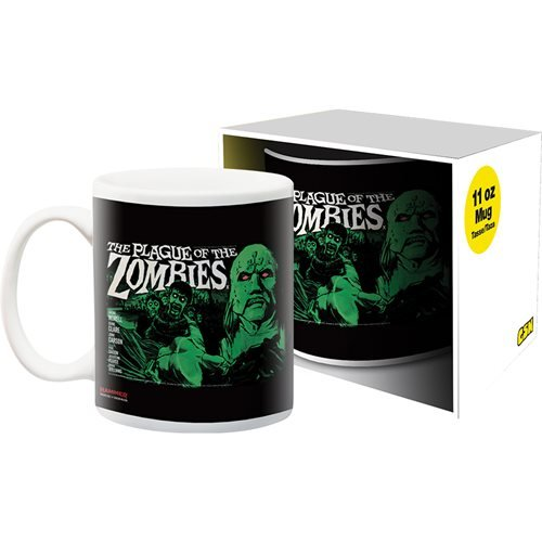 Hammer Horror Zombies 11 oz. Mug