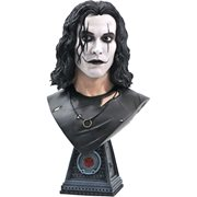 The Crow Legends in 3D Crow 1:2 Scale Bust