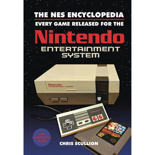 The NES Encyclopedia Hardcover Book