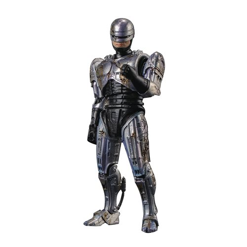 RoboCop 1 Battle Damage RoboCop 1:18 Scale Action Figure - Previews Exclusive