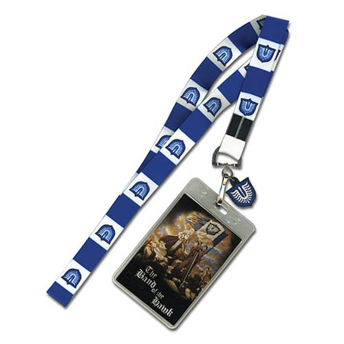 Berserk The Band of the Hawk Lanyard Key Chain