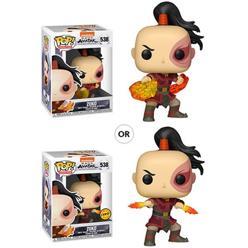Avatar: The Last Airbender Zuko Pop! Vinyl Figure #538