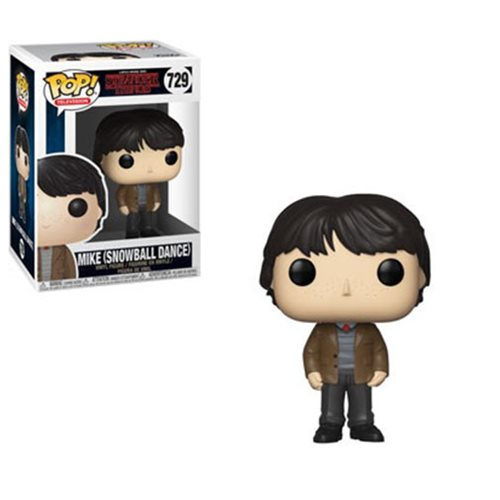 Stranger Things Mike at Dance Pop! Vinyl Figure #729