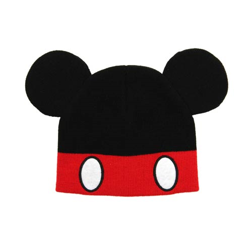 Disney Mickey Mouse Beanie Hat
